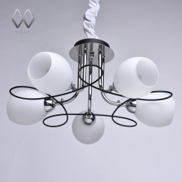 Светильник потолочный MW-Light Альфа 8 324013405