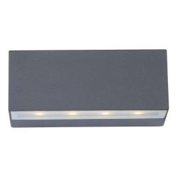 Уличный настенный светильник Globo Noam 34152