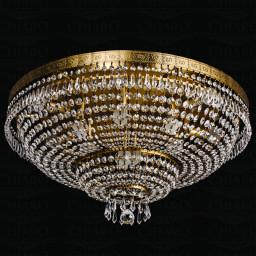 Светильник потолочный Chiaro Изабелла 351012013