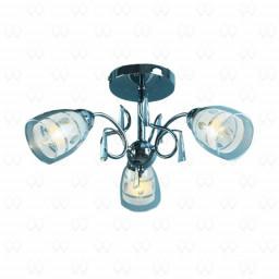 Светильник потолочный MW-Light Нежность 356012103