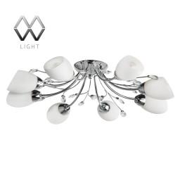 Светильник потолочный MW-Light Нежность 356015408