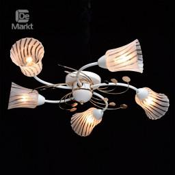 Светильник потолочный DeMarkt Нежность 356018105