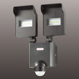 Уличный настенный светильник Novotech Titan Led 357220