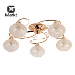 Светильник потолочный DeMarkt Грация 358015805