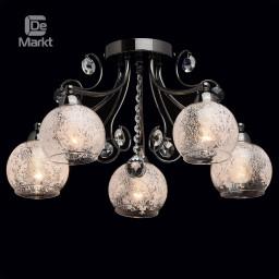 Светильник потолочный DeMarkt Грация 358016805