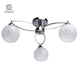 Светильник потолочный DeMarkt Грация 358017803