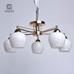 Светильник потолочный DeMarkt Грация 358018305