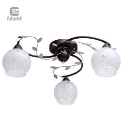Светильник потолочный DeMarkt Грация 358018703