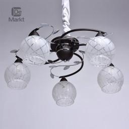 Светильник потолочный DeMarkt Грация 29 358018905