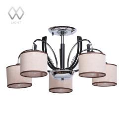 Светильник потолочный MW-Light Николь 364013705