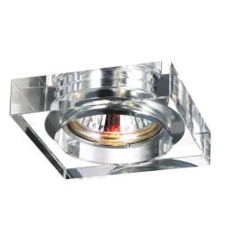 Светильник точечный Novotech Glass 369482