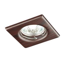 Светильник точечный Novotech Wood 369718