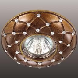 Светильник точечный Novotech Pattern 370128