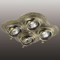 Светильник точечный Novotech Vintage 370178