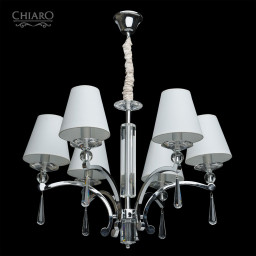 Люстра Chiaro Палермо 386010306