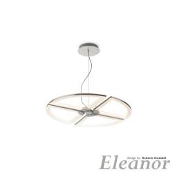 Люстра IDLamp Eleanor 398/80-LEDWhitechrome
