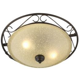 Светильник настенно-потолочный Globo Rustica 2 4413-2
