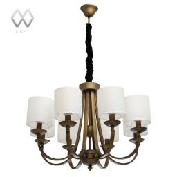Люстра MW-Light Вирджиния 444010606