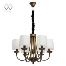 Люстра MW-Light Вирджиния 444010708