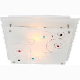 Светильник настенно - потолочный Globo Fulva 48140-2