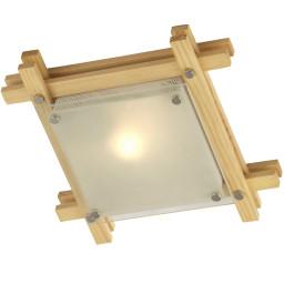 Светильник настенно-потолочный Globo Edison 48323
