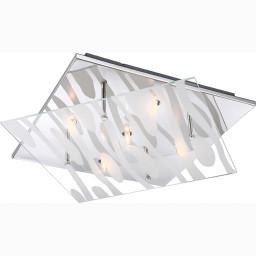 Светильник потолочный Globo Carat 48694-5