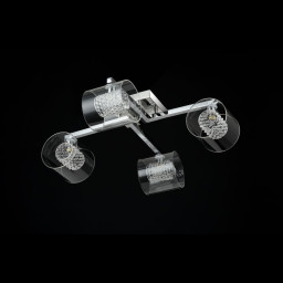 Светильник потолочный Maytoni Modern 9 MOD504-04-N