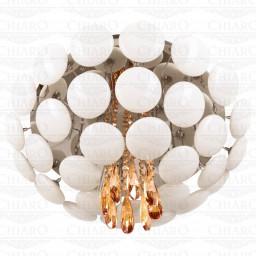 Светильник потолочный Chiaro Злата 600010115