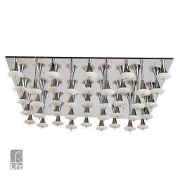 Светильник потолочный Regenbogen Life Фленсбург 609010741
