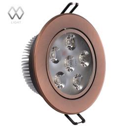 Светильник точечный MW-Light Круз 637013206
