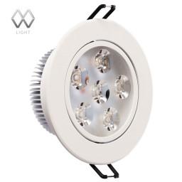 Светильник точечный MW-Light Круз 637013306