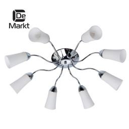 Светильник потолочный DeMarkt Олимпия 638010808