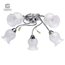Светильник потолочный DeMarkt Флора 670010505