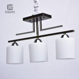 Светильник потолочный DeMarkt Тетро 3 673010803