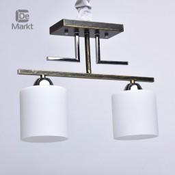Светильник потолочный DeMarkt Тетро 3 673010902
