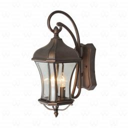 Уличный настенный светильник MW-Light Шато 800020303