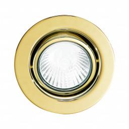 Светильник точечный Eglo Einbauspot GU10 87378