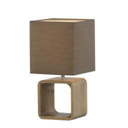 Лампа настольная Arte Woods A1010LT-1BR