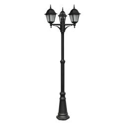 Уличный фонарь Arte Bremen A1017PA-3BK