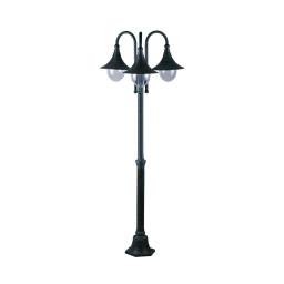 Уличный фонарь Arte Malaga A1086PA-3BG