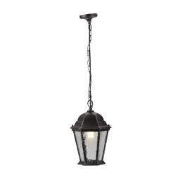 Уличный потолочный светильник Arte Genova A1205SO-1BS