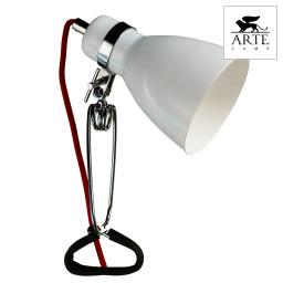 Лампа настольная Arte Dorm A1409LT-1WH