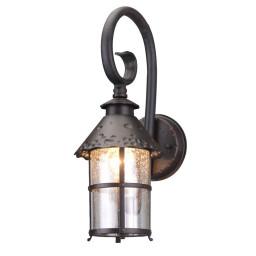 Уличный настенный светильник Arte Persia A1462AL-1RI