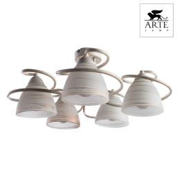 Светильник потолочный Arte Fabia A1565PL-5WG