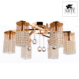 Светильник потолочный Arte Cascata A3028PL-6GO