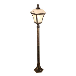 Уличный фонарь Arte Memphis A3161PA-1BN