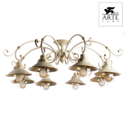 Светильник потолочный Arte Grazioso A4577PL-8WG