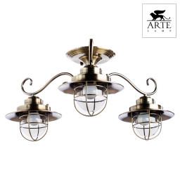 Светильник потолочный Arte Lanterna A4579PL-3AB