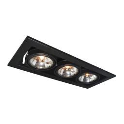 Светильник точечный Arte Technika A5930PL-3BK