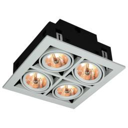 Светильник точечный Arte Gardani A5930PL-4WH